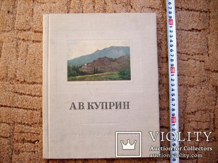 Монографія худож. О. Купріна - 1956 рік., фото №3