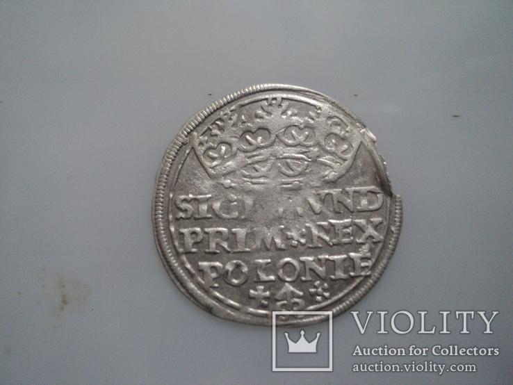Грош 1528 г
