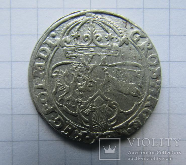 Шестак Сигизмунда III без даты выпуска, фото №2