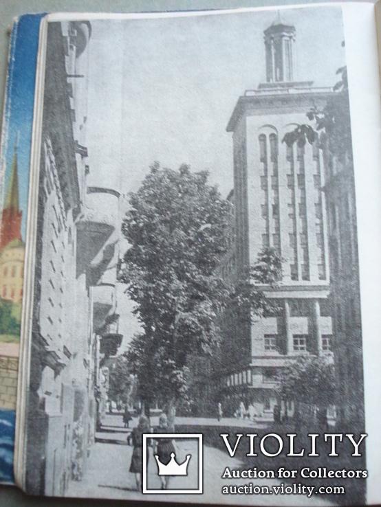 Рига (краткие сведения). Латгосиздат 1951 г., фото №5
