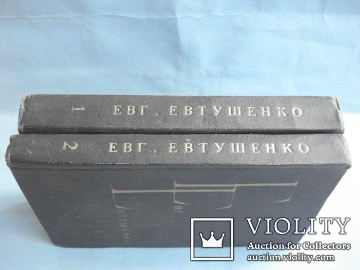 Евтушенко Евгений 2 тома 1980 г., фото №2