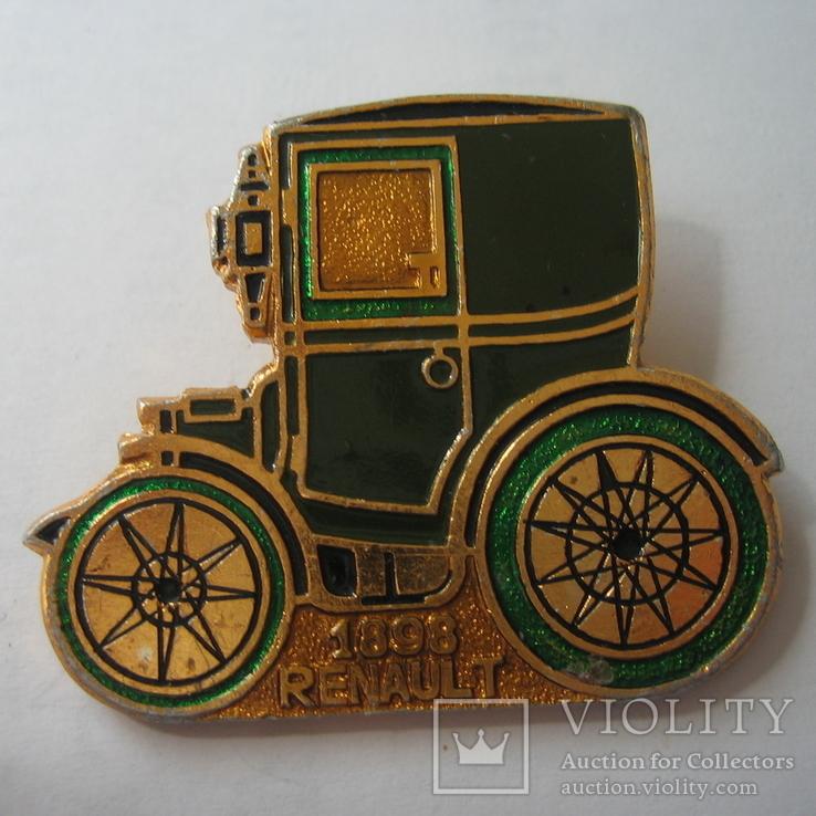 Значок СССР. Автомобиль., фото №2