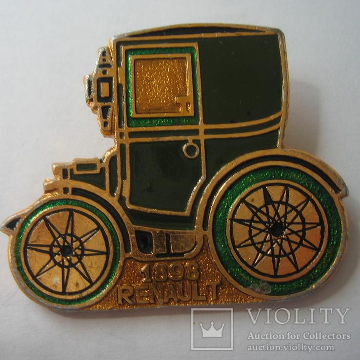 Значок СССР. Автомобиль., фото №3