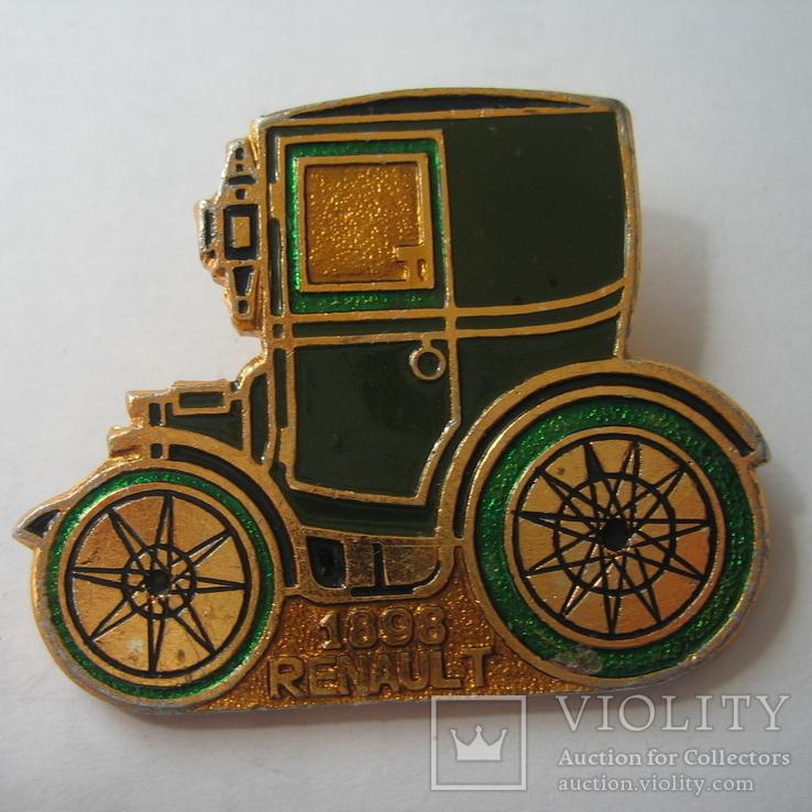 Значок СССР. Автомобиль., фото №4