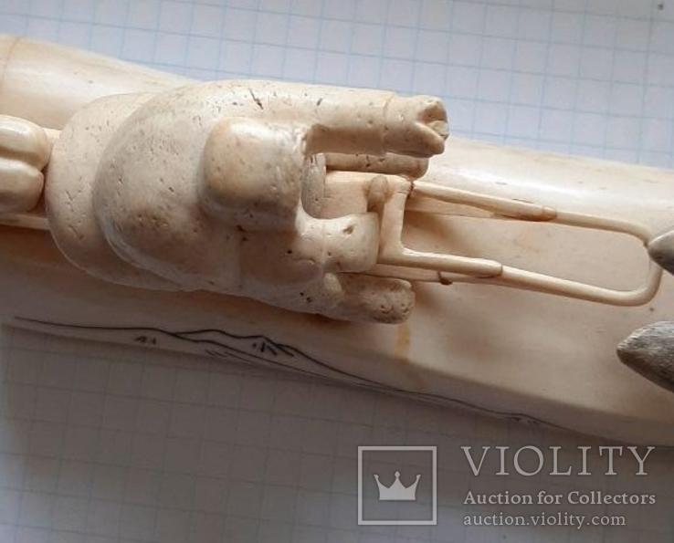 Упряжка кость, фото №9