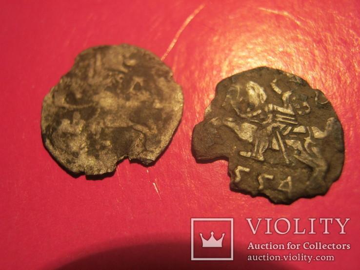 Срібні динари 1554 року,15??, фото №6