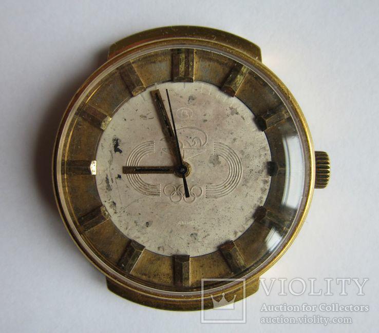 Часы Восток - Олимпиада-80