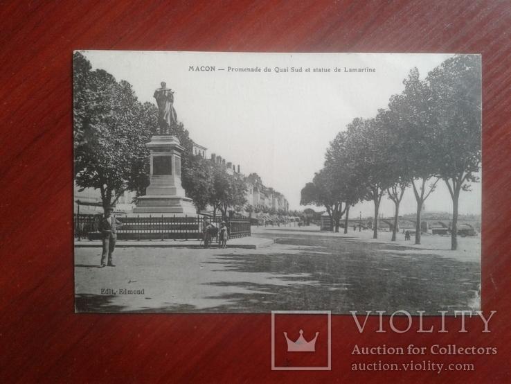 Открытка 1916 Франции, фото №2