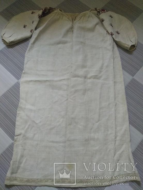 Сорочка празничная 40., фото №3