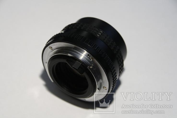 Объектив PENTAX-M. 1-2. 50mm. № 45.2, фото №7