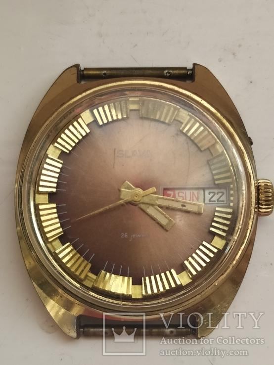 Часы Слава.