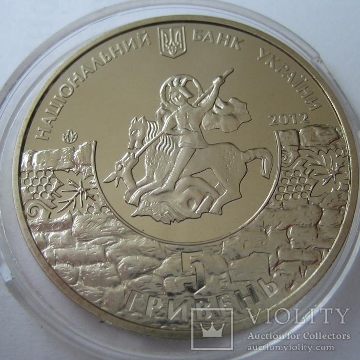 Украина 5 гривень 2012 года.1800 років м.Судаку, фото №8