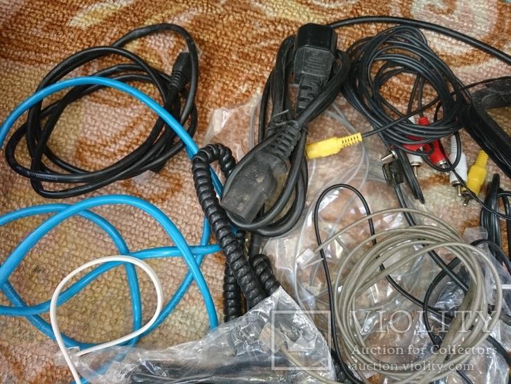 Разные провода ,кабели ,переходники и др., фото №6