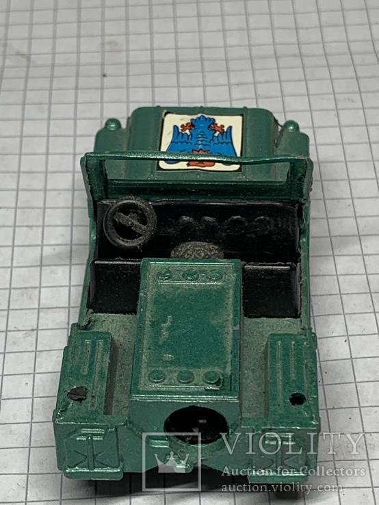 Точилка для карандашей в форме машины  Made in Hong Kong, фото №8