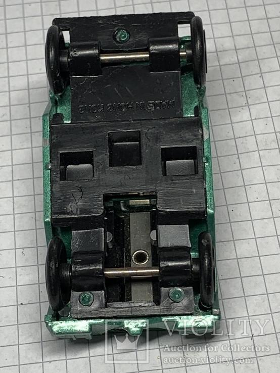 Точилка для карандашей в форме машины  Made in Hong Kong, фото №9