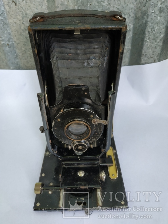Фотоаппарат Alpha 175 1930х годов