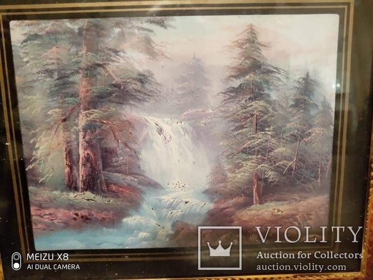 Картинка в раме пейзаж, фото №4