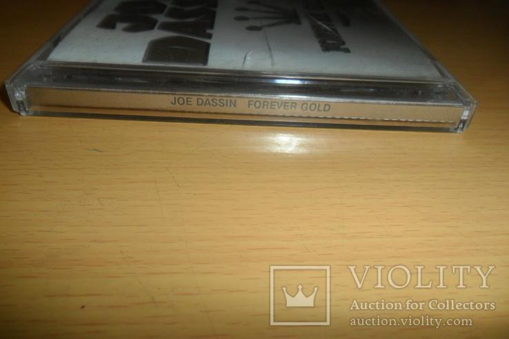 Диск CD сд Joe Dassin Forever Gold, фото №4