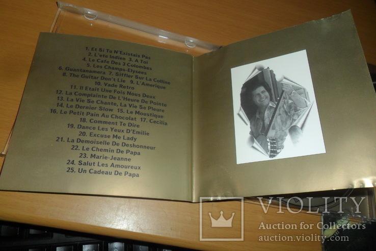 Диск CD сд Joe Dassin Forever Gold, фото №8