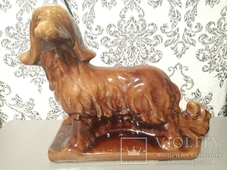 Собака СССР Керамика 29 на 35 см, фото №2
