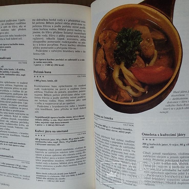 Кухня на цілий рік (Чешська кулінарія) 1986р., фото №5