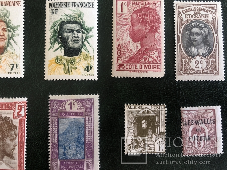 Французские колонии., фото №5