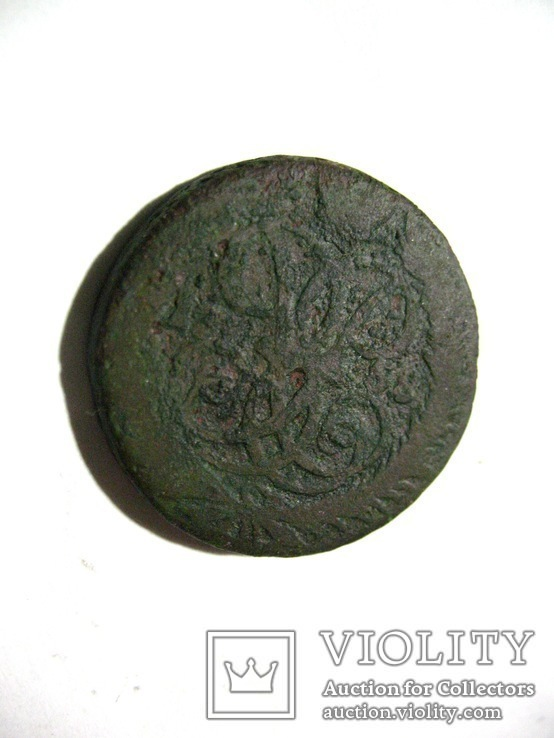 2 коп 1758 год, фото №7