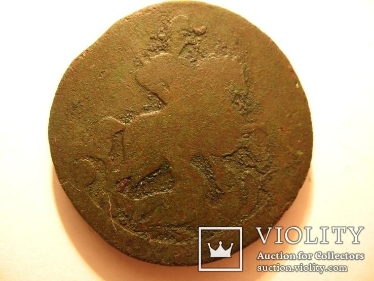 2 коп 1758 год, фото №8
