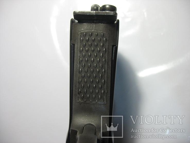 Накладка рукояти как оригинальная на ПМ-ме на МР-654К 20,28 серия широкая рамка, фото №9