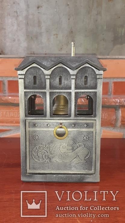Музыкальная сигаретница СССР, фото №2