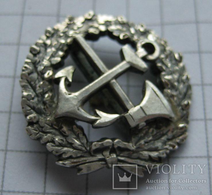 Петличный знак МПС Российская империя до 1917г.