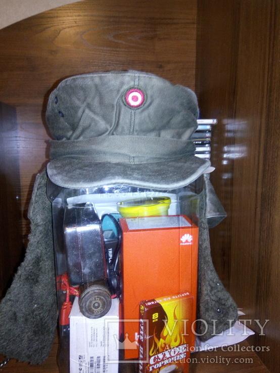 Зимняя кепка, фото №3