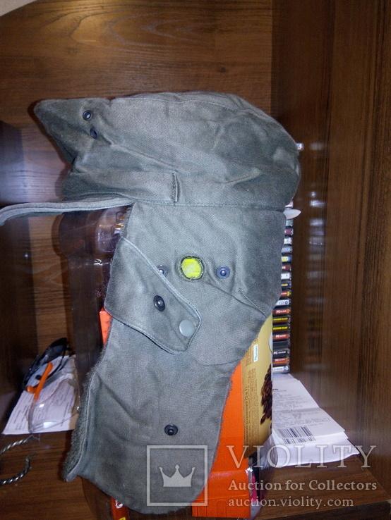 Зимняя кепка, фото №4