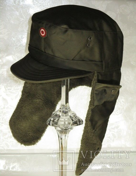 Зимняя кепка, фото №2