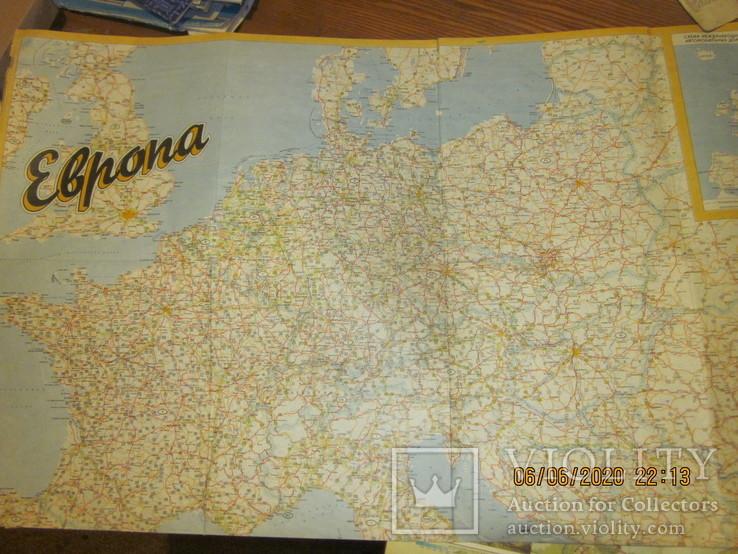 Большой атлас, УССР и Молдова. (бонус), фото №10