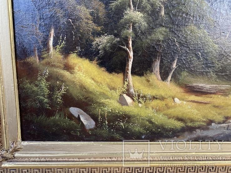 Пейзаж, Западный художник; романтизм, фото №4