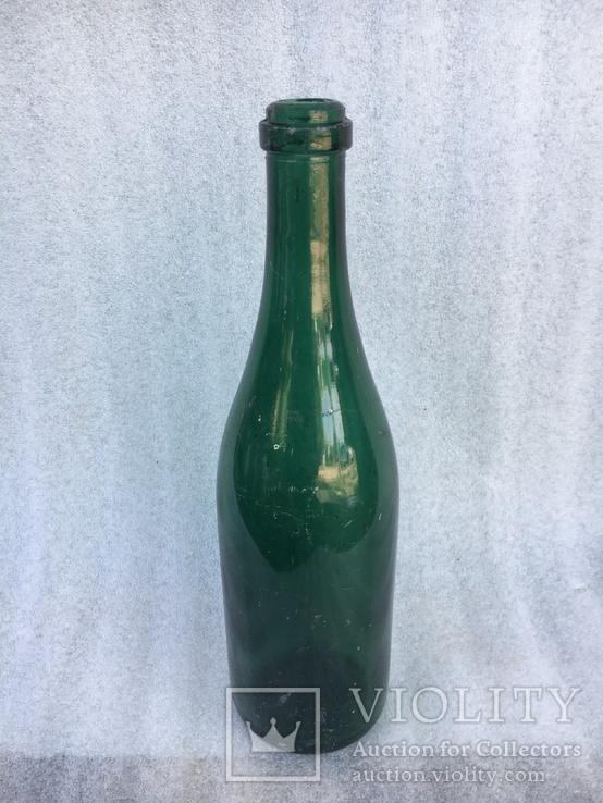 Бутылка Шампанское 55 г.в, фото №2