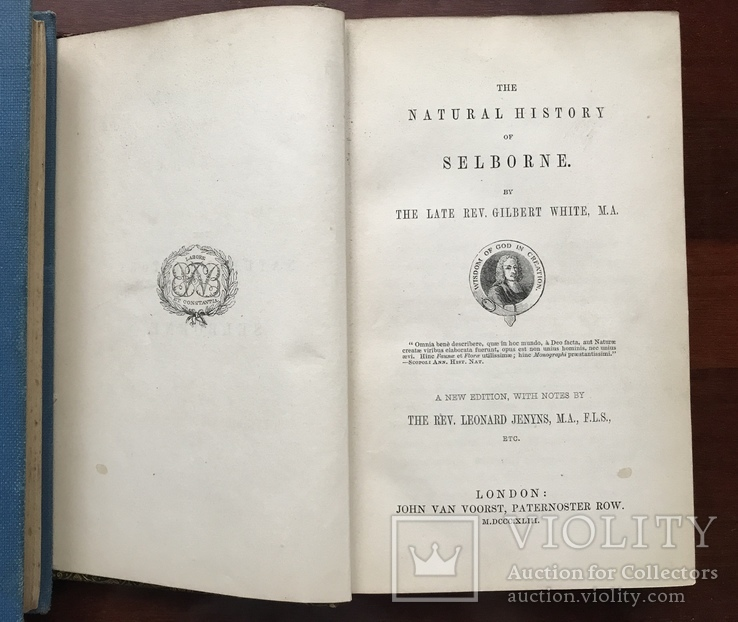 The Natural History of Selborne, фото №5