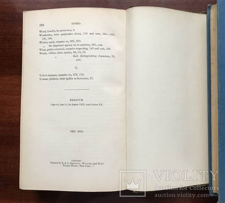 The Natural History of Selborne, фото №7