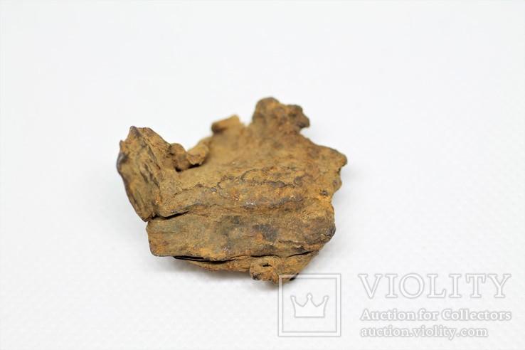 Залізний метеорит Sikhote-Alin, 39.2 грама, з сертифікатом автентичності, фото №5