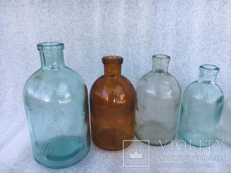 Аптечные пузырьки, фото №3