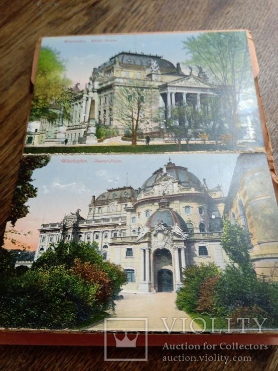 "Набор открыток "" Erinnerunq an Wiesbaden"", фото №5"