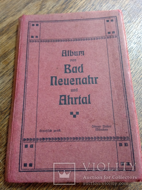 "Набор открыток ""Bad Neuenahr und Ahrtal"", фото №2"