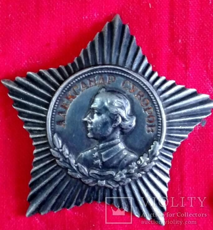 Полный комплект Андрющенко Т.Ф. 3 полководца, фото №3