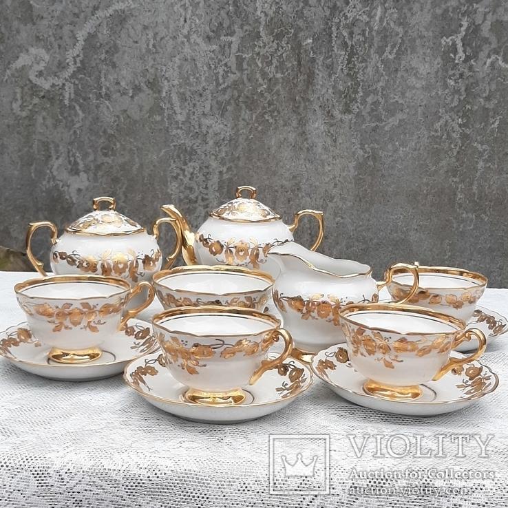 Чайный сервиз ,Барановка, фото №2