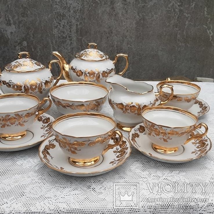 Чайный сервиз ,Барановка, фото №5