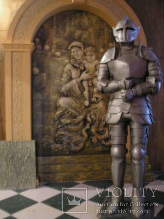 Рыцарь (макет) декор интерьера - высота около 180см.