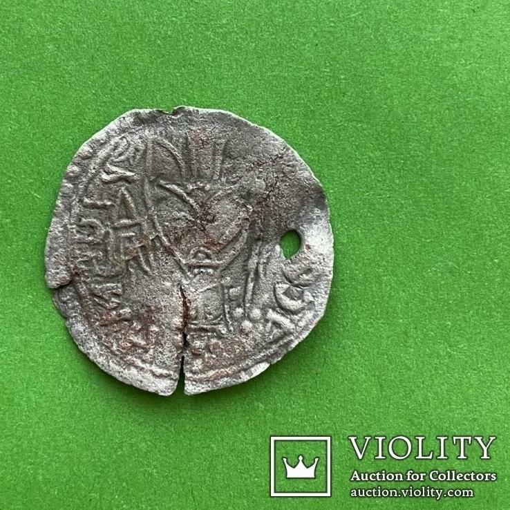 Сребреник Владимира 1 тип 4 подтип