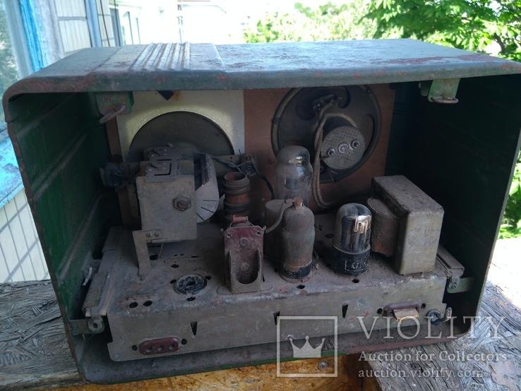 Ламповый радиоприемник СССР, фото №3