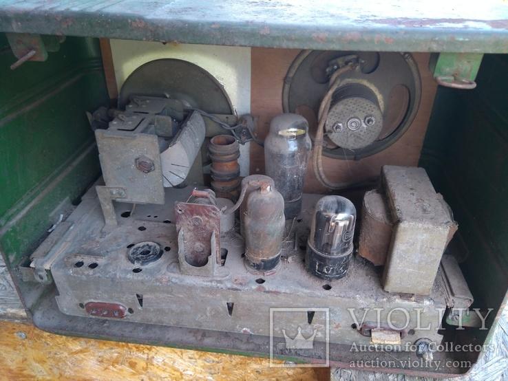 Ламповый радиоприемник СССР, фото №6